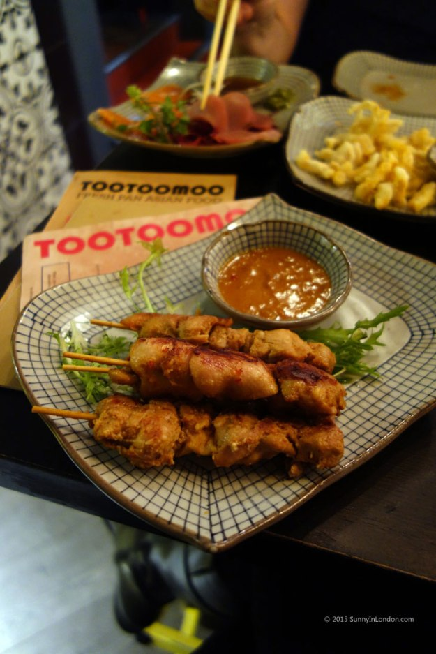Tootoomoo Whetstone Review London