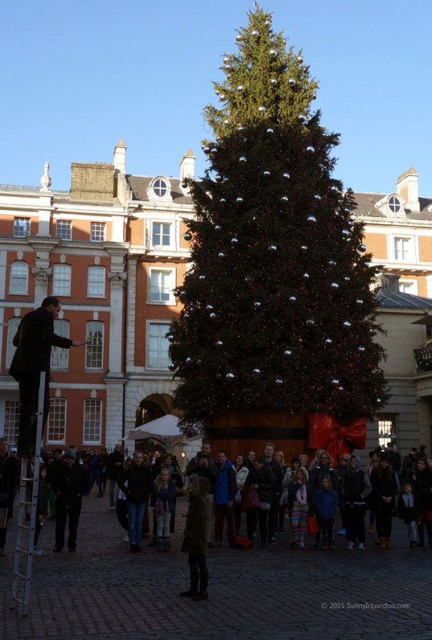 FUN and FREE Christmas Things to Do in London