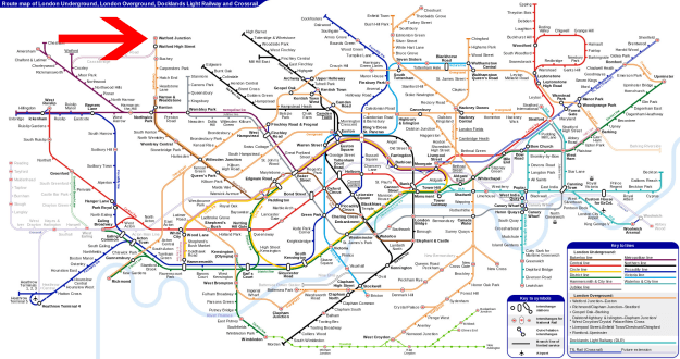 Harry Potter Map Of England.How To Get To The Harry Potter Studio Tour London