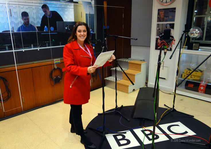 A Tour of the BBC Broadcasting House in London