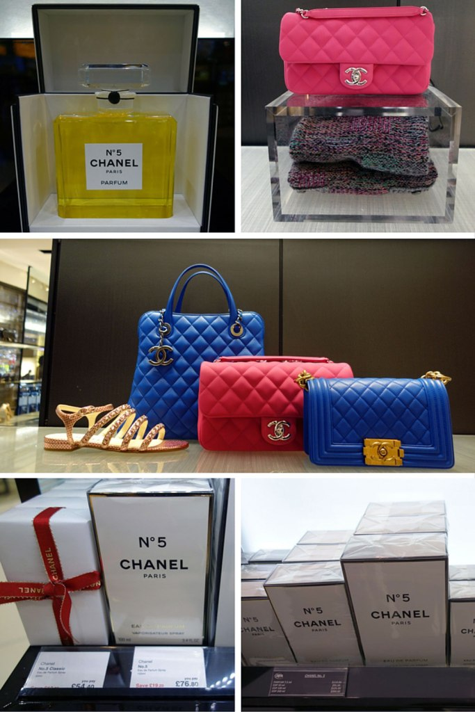Duty Free Price Chanel Heathrow London Atlanta Airport Shopping (4)
