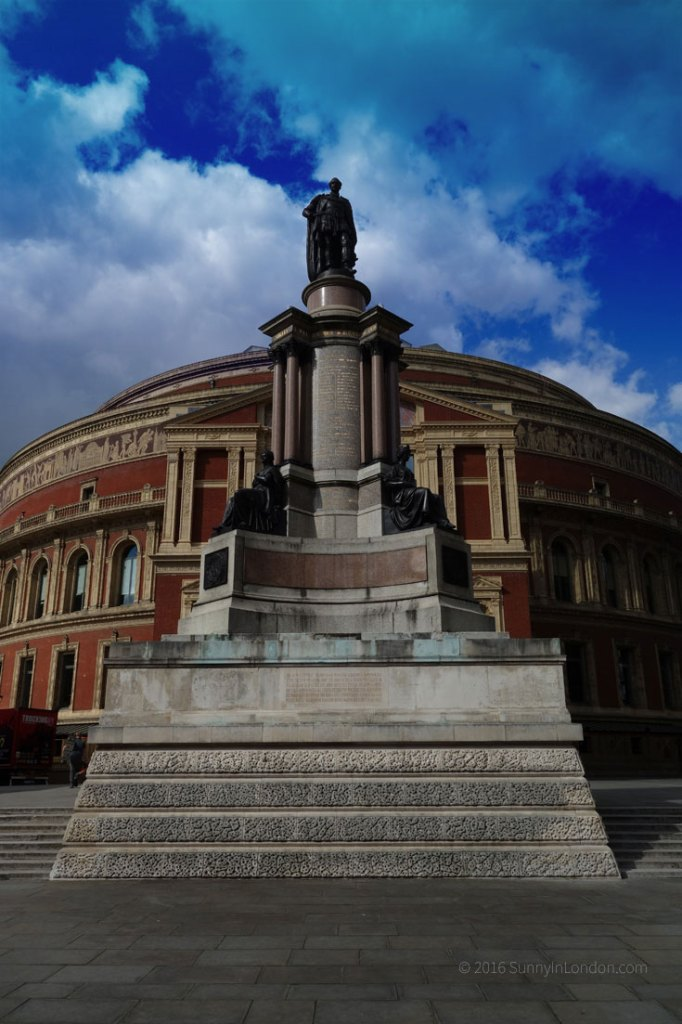 Royal Albert Hall Tour Review in London from an American expat living in London