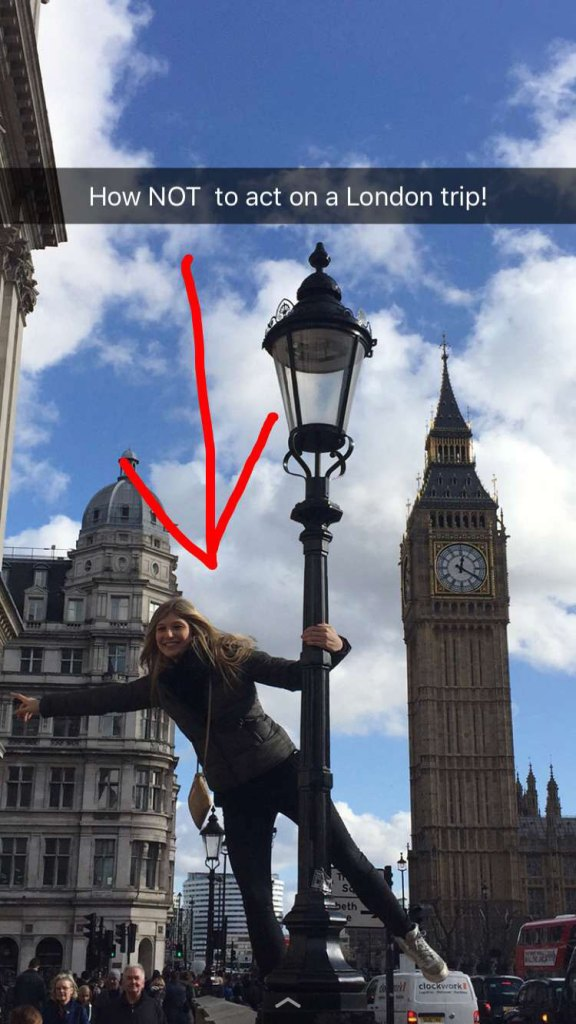 Best Places to Take a Selfie in London Great George Street Big Ben
