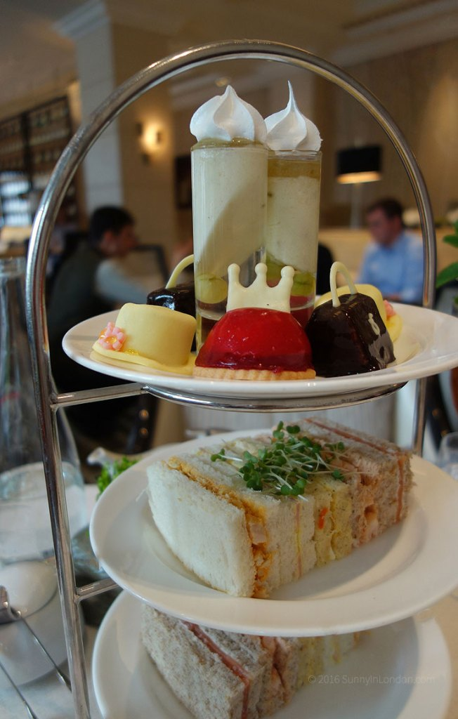 InterContinental London Park Lane Afternoon Tea Royal for the Queen's Birthday