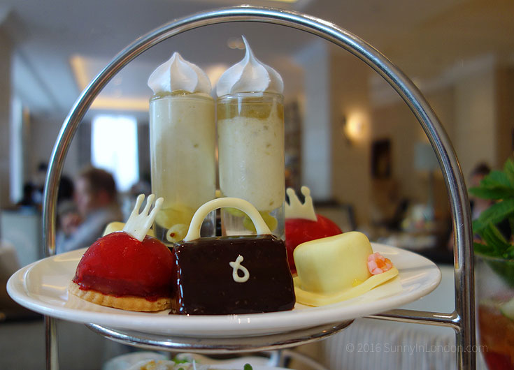Intercontinental London Park Lane Afternoon Tea Queen's Birthday Royal-tea