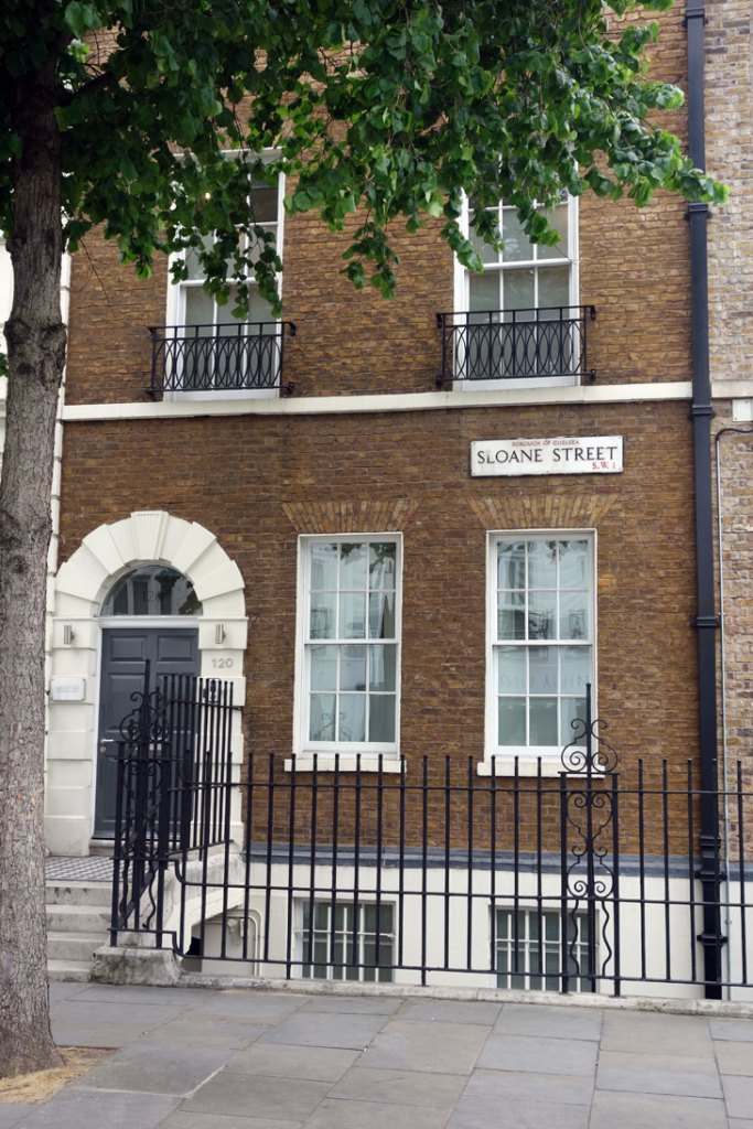 Cadogan Clinic Review- Chelsea, London #Molecheck