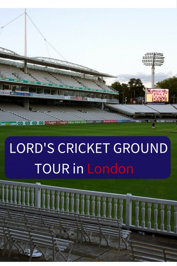 Lord's Cricket Ground Tour Review