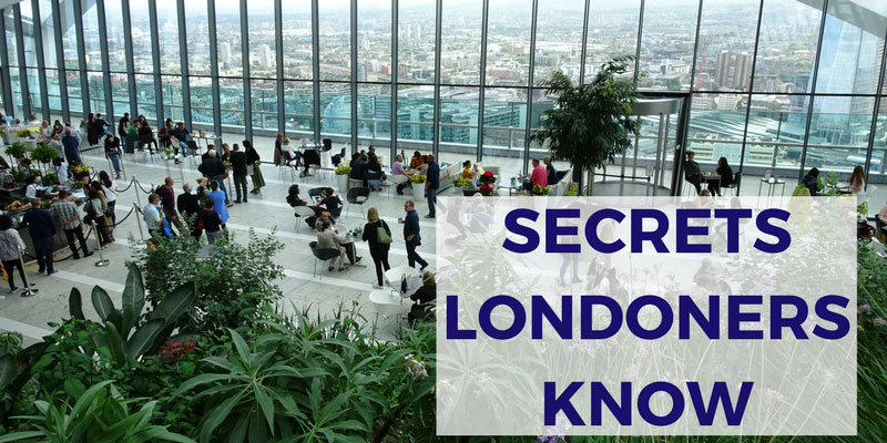 London Travel Tips from a Londoner
