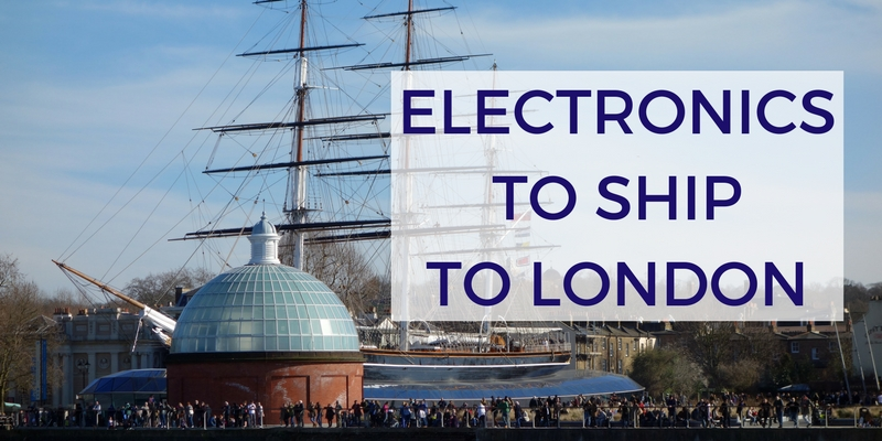 What Electronics to Ship When Moving to London