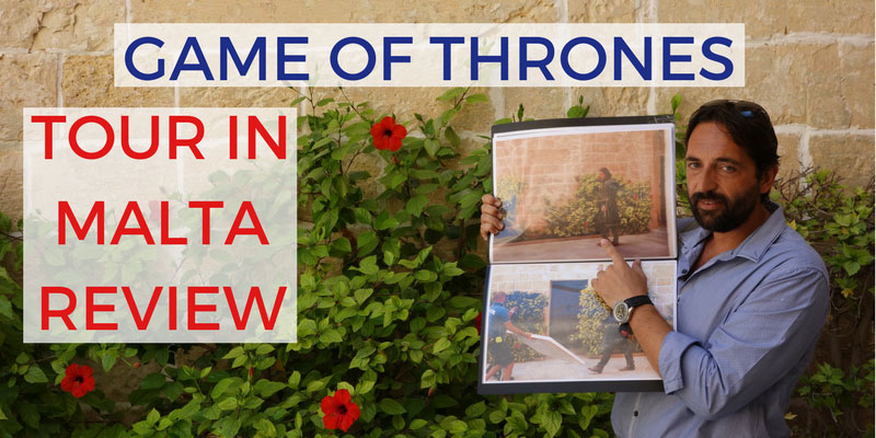 Game of Thrones Tour in Malta Review
