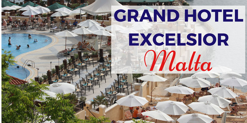 Grand Hotel Excelsior Malta Review