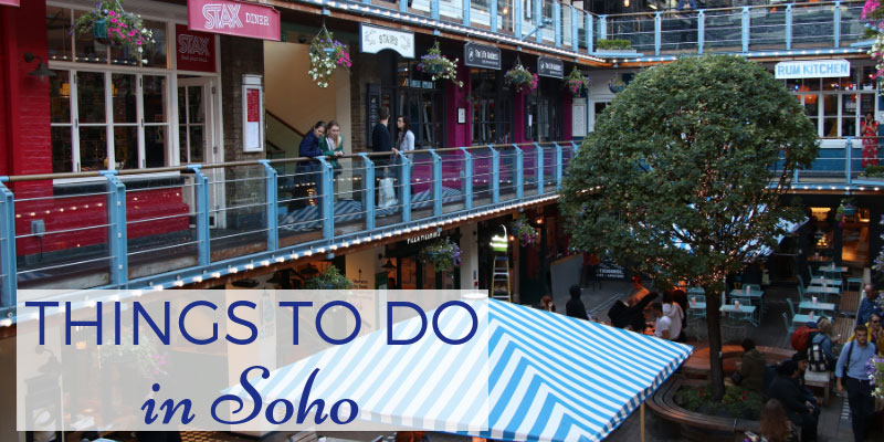 Secret Things to Do in Soho London