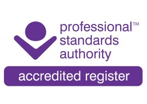 Registered with the Professional Standards Authority