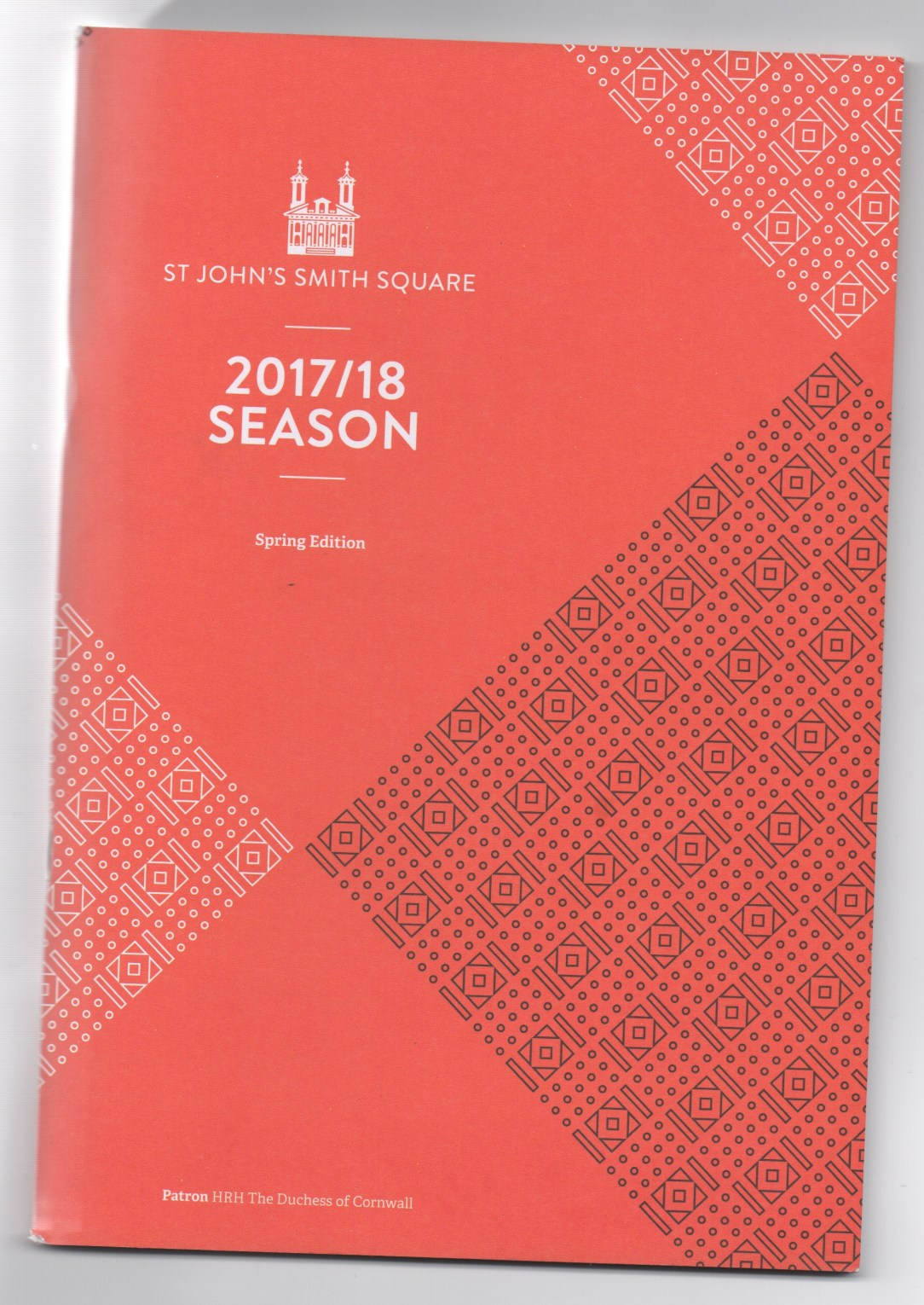 st john smith square program