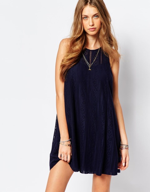 abercrombie fitch dress on asos