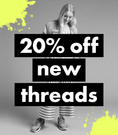 ASOS 20off new threads 20160229