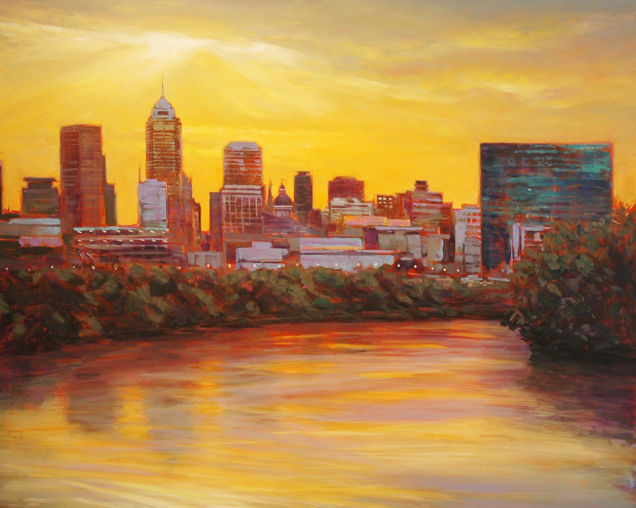 19 - HCA 2016 - River View - 48x60
