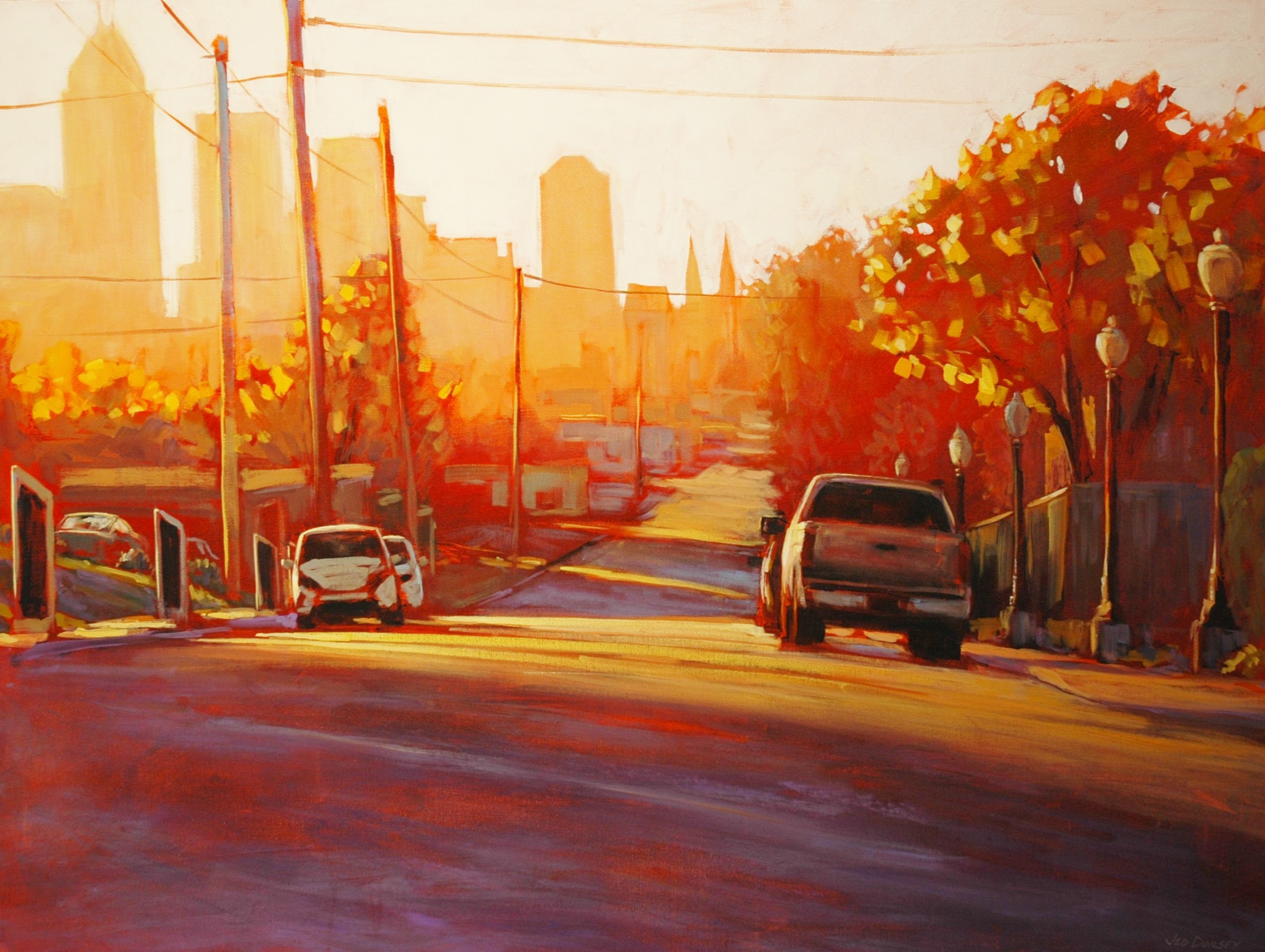 20 - HCA 2016 - Our City - 36x48