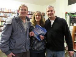 Redmond book signing 15