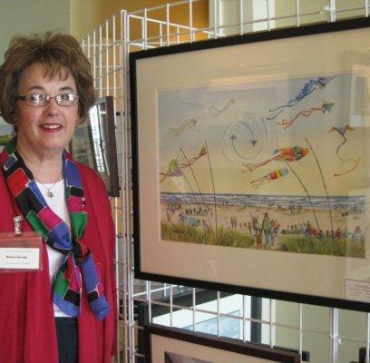 Thanking Jack Dorsey's Art Patrons, Collectors and Friends: Melanie Serroels