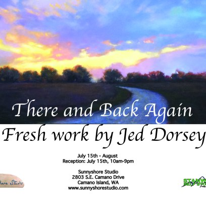 There and Back Again: Fresh Work by Jed Dorsey