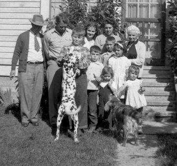 Dr. Dodgson, Bob Cooney, Margaret, Ca