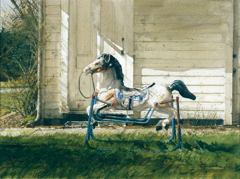 Amber's Horse