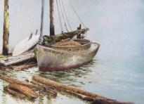 Mystery Sailboat