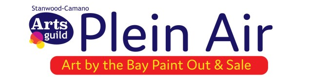 Art By Bay Plein Air Sign