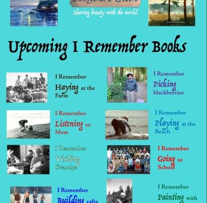 "Dorsey shares plan for twelve book ""I Remember"" series"
