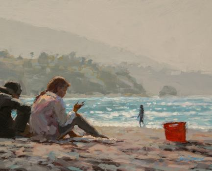 Local Boy Wins Plein Air Competition Prize
