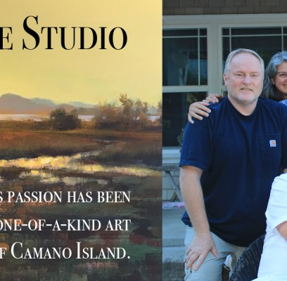 Camano Art Association Studio Tour 2021
