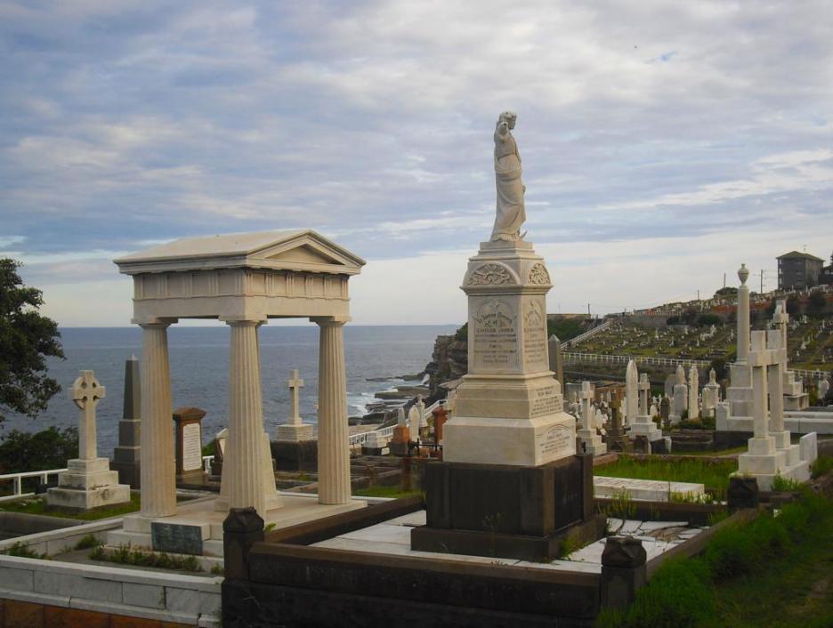 Sydney Sehenswürdigkeiten Friedhof