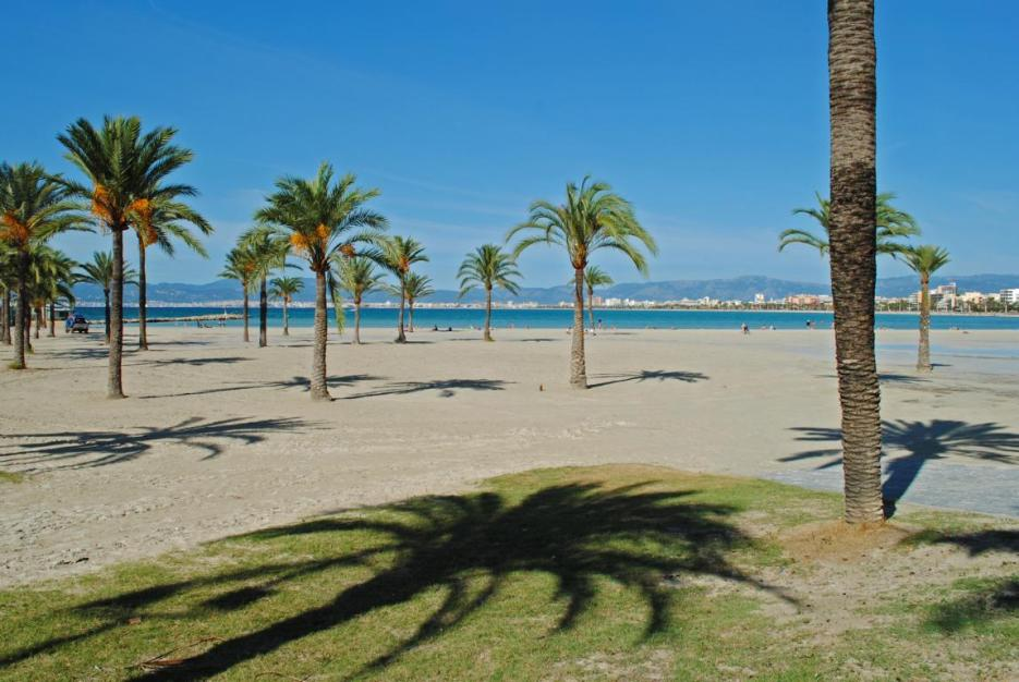Strand, Mallorca im Oktober