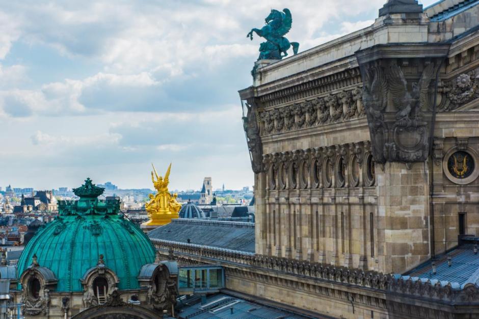 Ein Wochenende in Paris: Galerie Lafayette