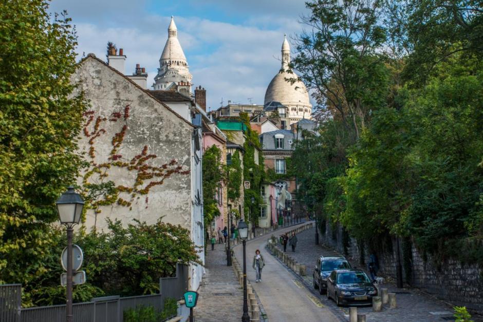 Wochenende in Paris: Der wunderschöne Stadtteil Montmatre