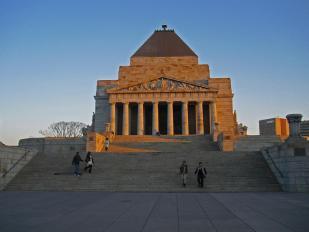 Shrine of Rememberance Melbourne Sehenswürdigkeiten