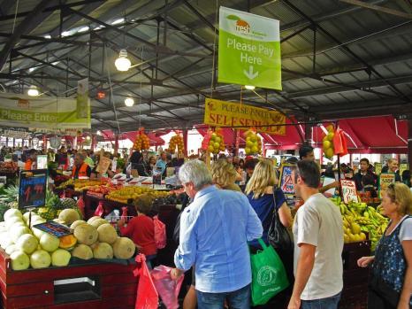Melbourne Tipps Queen Victoria Market
