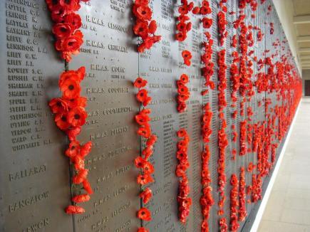 Roadtrip Australien War Memorial Canberra