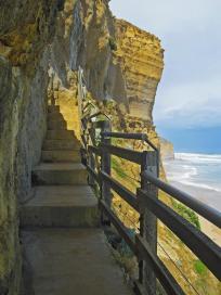 Gibson Steps Great Ocean Road Australien