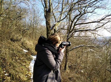 Blogger Kamera Ariane
