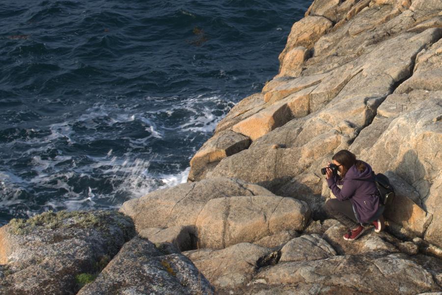 Bloggerin Melanie von Mosaiksteine mit Kamera