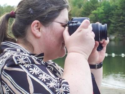 Blogger Kamera Monika von travelworldonline