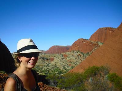 Roadtrip Australien Outback Kata Tjuta Olgas