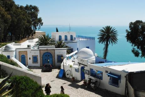Reise Tunesien Erfahrungen Sidi Bou Said