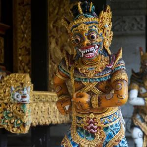 Gunung Kawi Sebatu Tempel Ubud