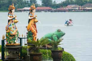 Bali Tempel Pura Ulun Danu Bratan
