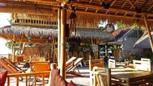 Unterkunft Gili Air: Bambu Cottages