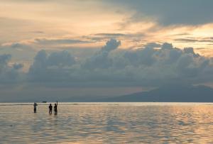 Gili Air Aktivitäten: Sonnenuntergang,, Indonesien
