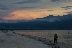 Gili Air Aktivitäten: Sonnenuntergang
